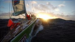 clipper race shot
